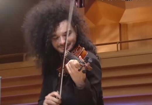 維迪奇.拉杜洛維奇 Nemanja Radulovic >塞爾維亞小提琴家奇才