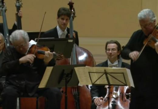 兩位樂壇長青樹 帕爾曼與祖克曼白髮時期的Passacaglia