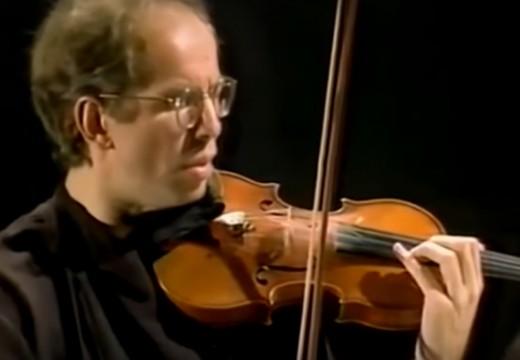 """最長最美的貝多芬小提琴奏鳴曲  """"克羅采"""""""