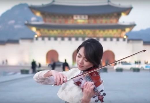拍得美美音樂又好聽的Violin Cover