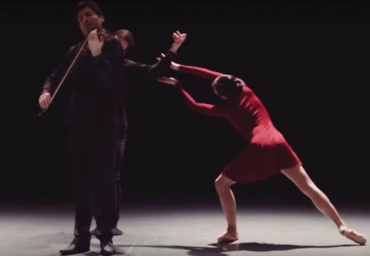 紅色小提琴 經典無伴奏與芭蕾舞的對話