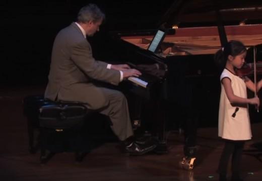 小提琴比賽曲目觀摩 炫技的薩拉沙泰 前奏與塔朗泰拉