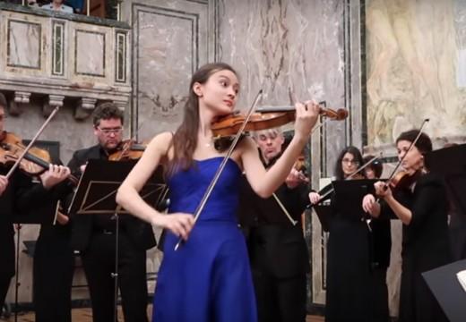 胎教首選音樂| 兒童心理培養音樂 |莫札特小提琴協奏曲第三號