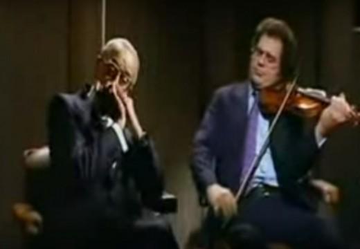 帕爾曼與半音階口琴的爵士樂 《蓋西文:夏日時光》口琴大師Larry Adler賴瑞·艾德勒
