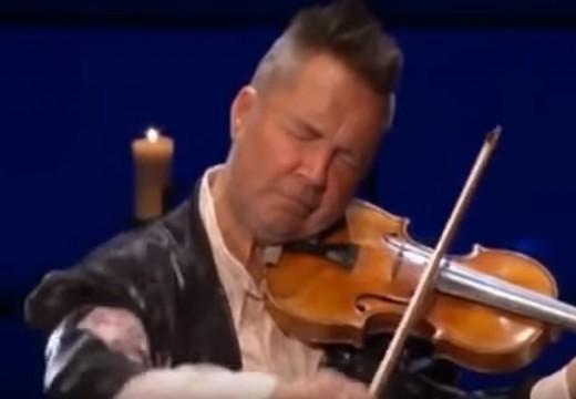 古典與爵士都演奏超牛的小提琴奇才  奈吉爾•甘迺迪 Nigel Kennedy