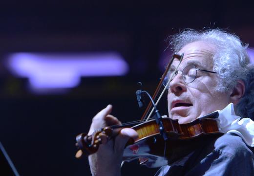 會影響人生思維的一部音樂紀錄片《帕爾曼的音樂遍歷》觀後感