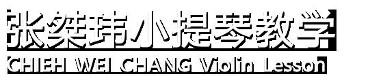 张桀玮小提琴教学网